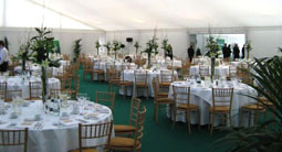 event furniture and astro turf flooring